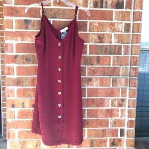 ⚡️SALE Button Dress